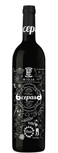 vino tinto 6 cepas 6 vinaio imports