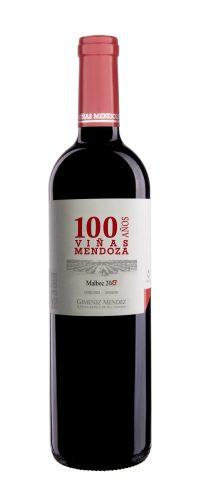 100 AÑOS VIÑAS MENDOZA - MALBEC 2013