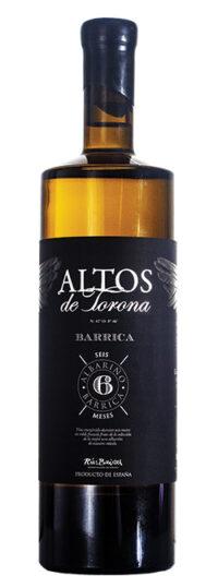 vino altos de torona barrica vinaio imports